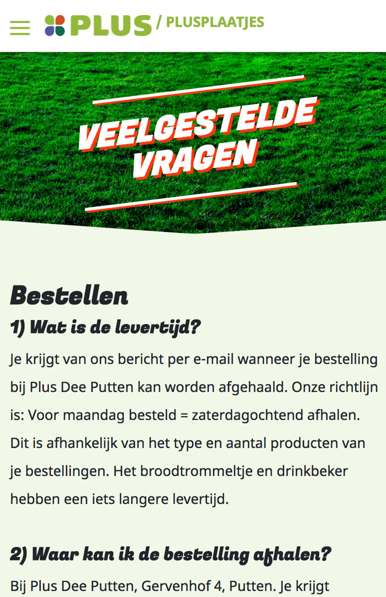 Accent_Plusplaatjes_FAQ