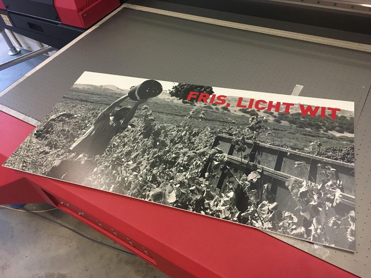 Print op Forex 4mm
