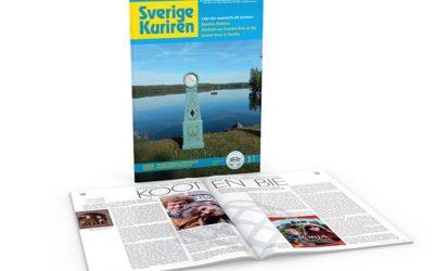 Nieuwe Sverige Kuriren is uit