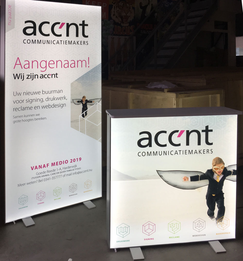Accent_LED-frames - Accent CommunicatieMakers
