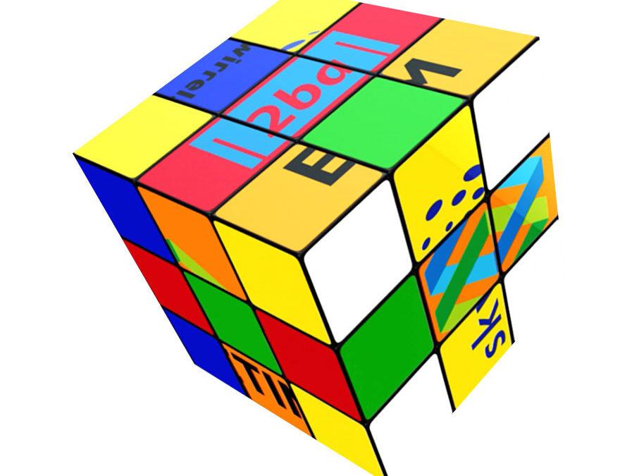 Skwirrel Rubik's cubes