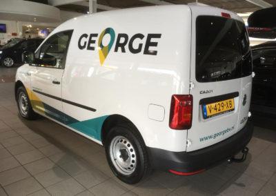 Belettering George