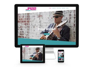 Website Jazzdagen Harderwijk