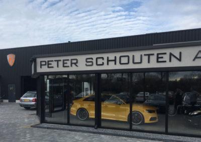 Peter Schouten Auto's