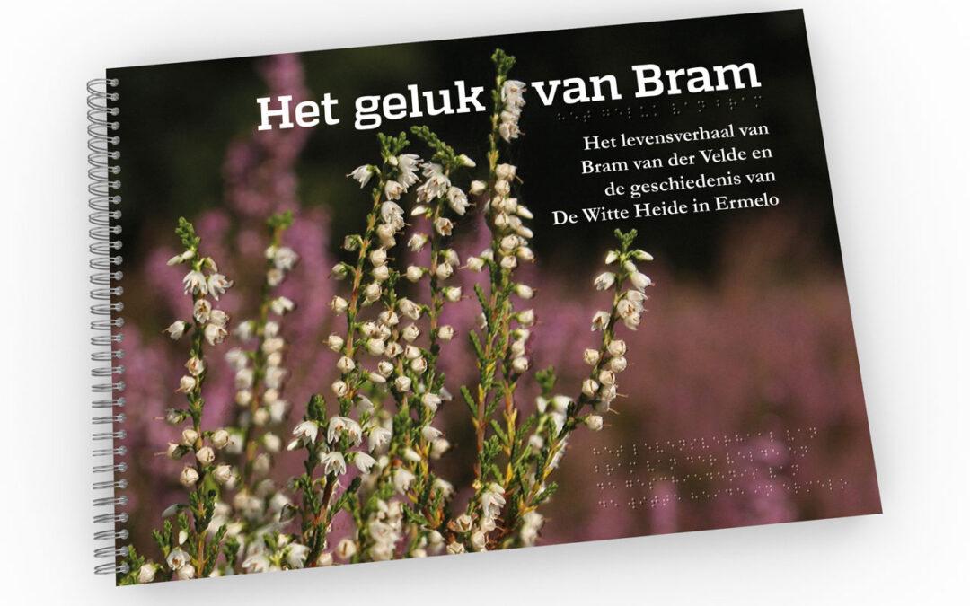 Boek: 'Het geluk van Bram'